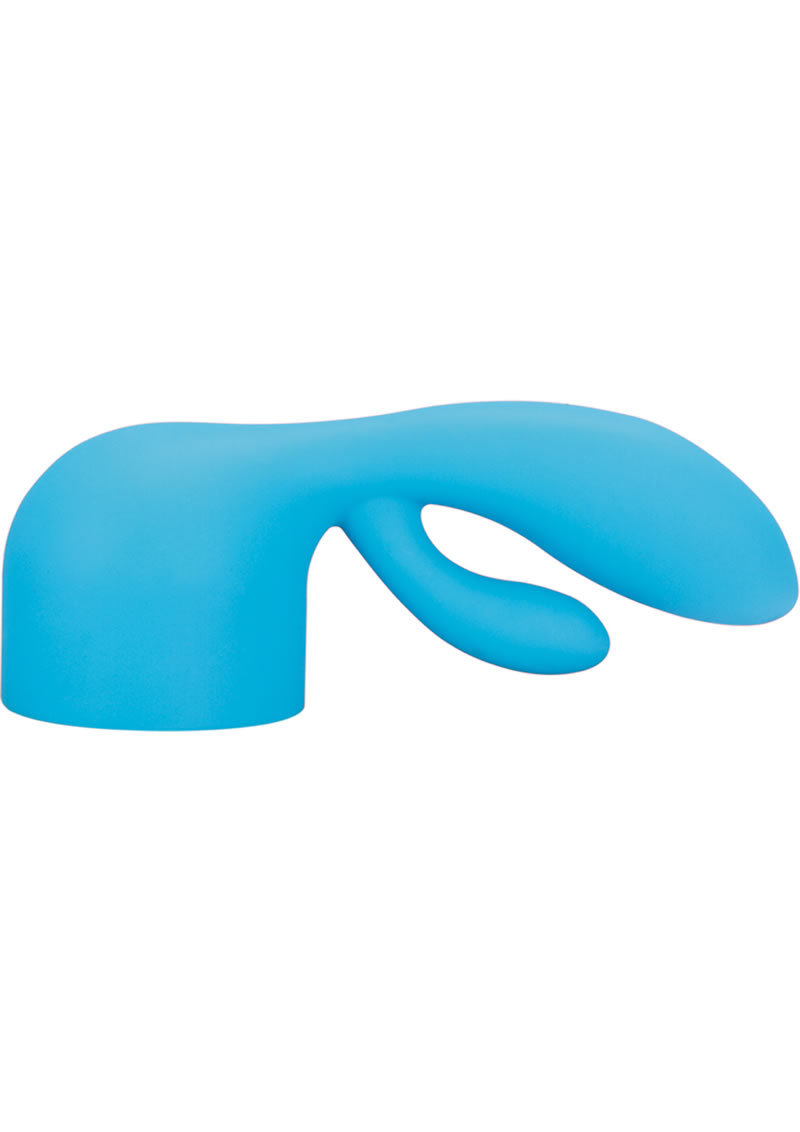 Bodywand Rabbit Wand Silicone Attachment - Blue